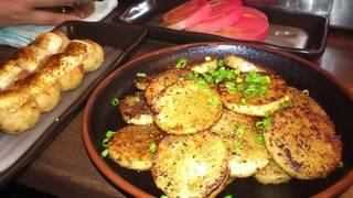 長芋の風味焼き
