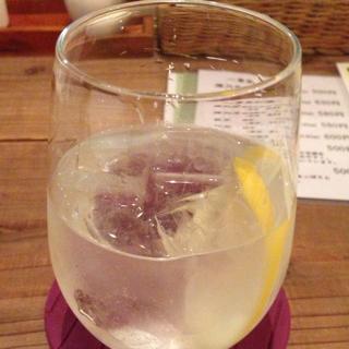 日本酒ソーダ割り
