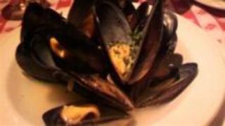 ムール貝のハーブガーリック
