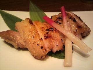 鶏の西京焼き