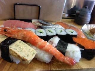 ランチにぎり寿司