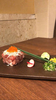 羽釜炊き銀しゃりの海鮮丼