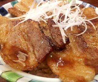 帯広風豚丼