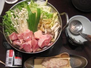 鶏ちゃんこ鍋
