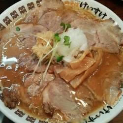 肉そば 味噌