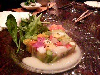 旬野菜のスペシャルテリーヌ