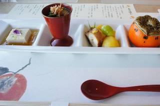 ランチミニ懐石前菜