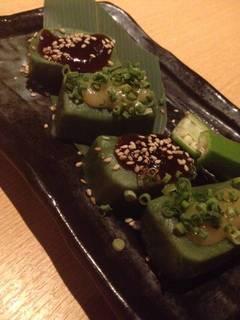 京都 七条生麩の田楽