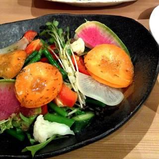 野菜たっぷり一番サラダ