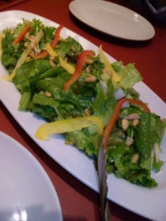 10種野菜のグリーンサラダ'サラダヴェルディ'