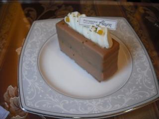 チョコラケーキ