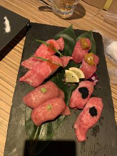 仙台牛肉寿司