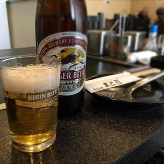 中瓶ビール(キリン)