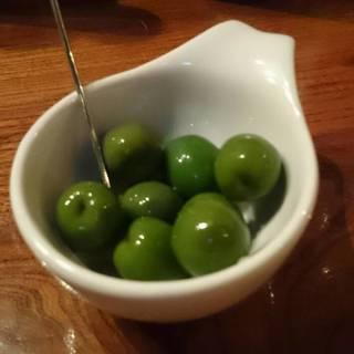 香川県産手摘みオリーブ