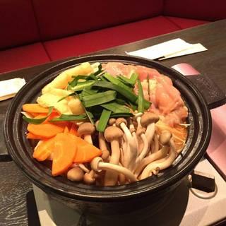 辛味噌牛モツ鍋