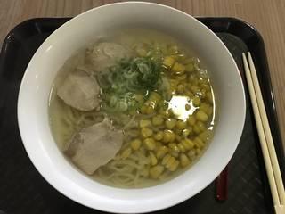 会津山塩とうみぎラーメン