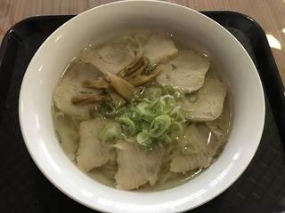 会津山塩チャーシューメン