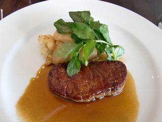 牛ヒレ肉のソテー