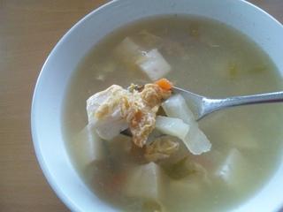 棒だらスープ