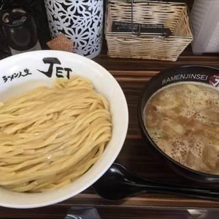 鶏煮込みつけ麺