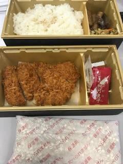 濱かつ弁当