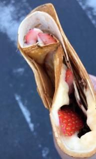 イチゴチョコカスタード