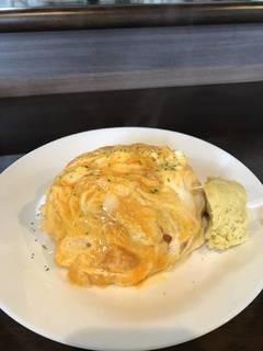 こだわりふわとろ卵のオムライス