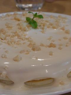 メイプルクリームパンケーキ