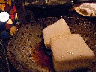 ジーマーミ豆腐