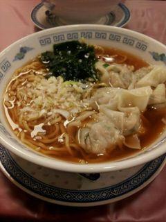 水餃子湯麺