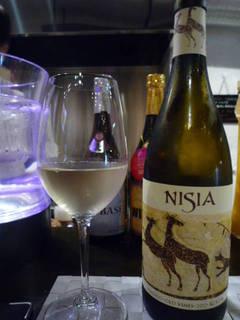 ニシア スペインワイン