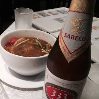 スープ チュア カイ