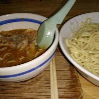 味噌チャーシューつけ麺