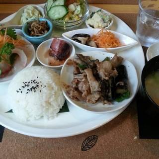日替りワンプレートランチ(肉料理)