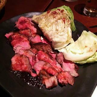 炙り熟成肉