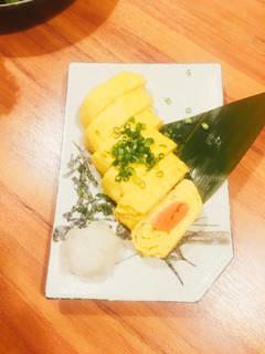 明太出汁巻き卵