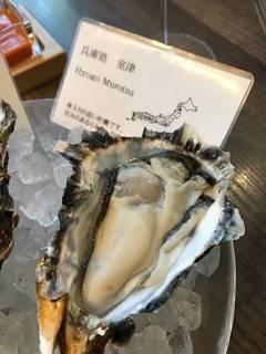 生牡蠣(室津)