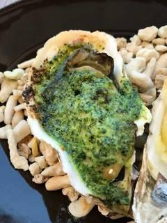 牡蠣のガーリックバター オーブン焼き