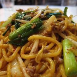 プレート麺 台湾風