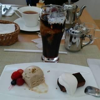 生ケーキ&ドリンクセット