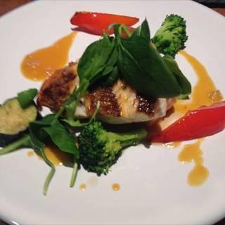 【 Poisson 】本日の魚料理