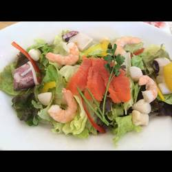 海鮮マリネサラダ