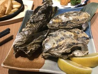 岩手産生牡蠣