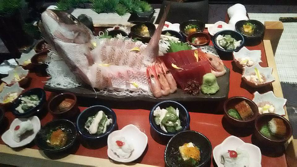 夏の贅沢食材と季節限定涼風ドリンク飲み放題【真鯛の姿造り・蝦夷あわびのステーキと佐賀牛のロースト】