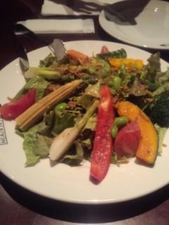 彩り野菜のチェルシーグリーンサラダ