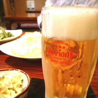 オリオンビール樽生