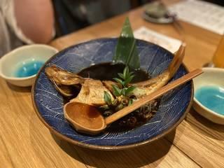 いとより鯛の粗煮