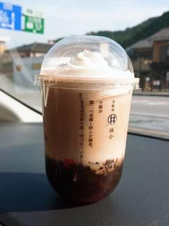 わらびもちドリンク 鎌倉オリジナルブレンド珈琲ミルク