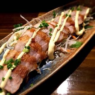 豚バラ柚子マヨ