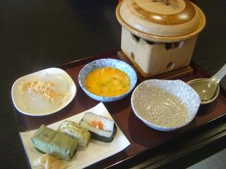 柳川風うなぎ鍋
